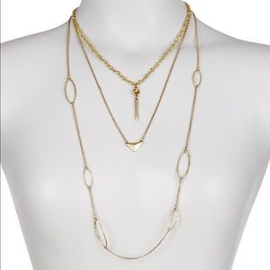 ☘️Lucky Brand Lucky Layers Necklace
